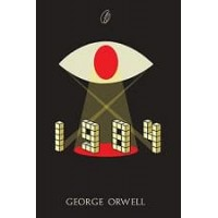 1984 Paperback  by George Orwell  (Author)