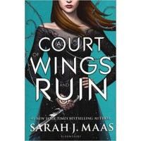 A Court of Wings and Ruin (A Court of Thorns and Roses) Paperback – 2 May 2017 by Sarah J. Maas  (Author)