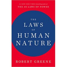 The Laws of Human Nature Paperback – October 23, 2018 by Robert Greene  (Author)