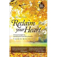 Reclaim Your Heart  by Yasmin Mogahed  (Author)