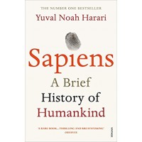 Sapiens: A Brief History of Humankind Paperback – 30 Apr 2015 by Yuval Noah Harari